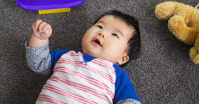 Learning: what to expect at four months