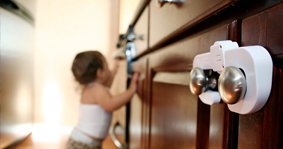 Safety: keeping an eye on your toddler