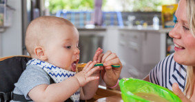 Very First Solids - what to offer
