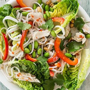 Chilli & Lime Chicken Salad