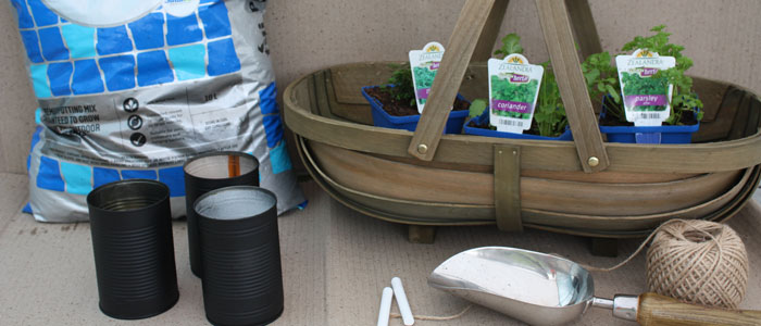 DIY Herb Project Carousel 2