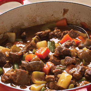 Hearty Beef and Ale Casserole