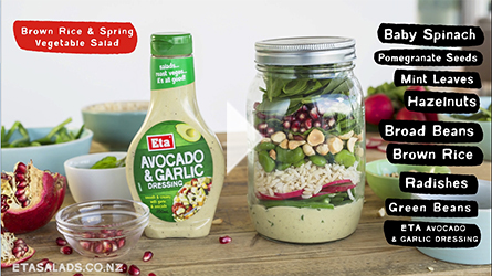 Salad-on-the-go video