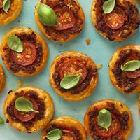 Sundried Tomato Tartlets