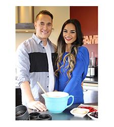 MKR NZ Jay & Sarah bloggers