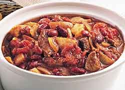 Beef and Bean Casserole