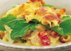 Chicken and Bacon Bake