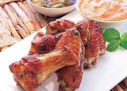 Chinese Chicken Nibbles