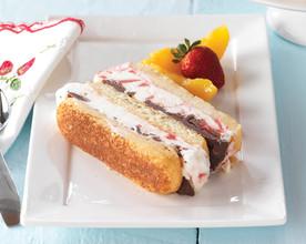 Choc-Berry Ice Cream Torte