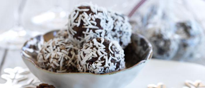Choc-Nut Bliss Balls