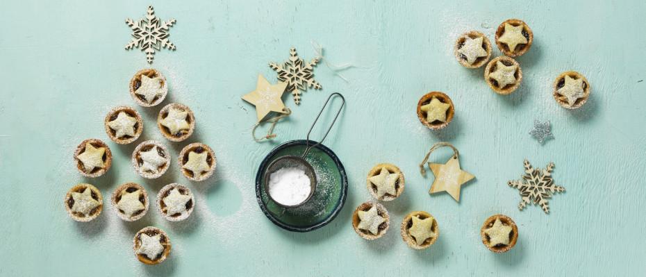 Christmas Fruit Mince Tarts