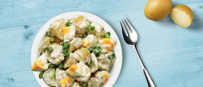 Classic Potato & Egg salad