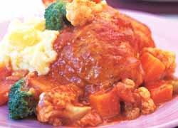 Country Chicken Casserole