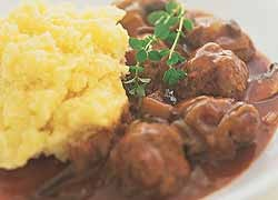 Country French Meatballs