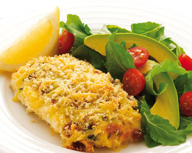 Crispy Grilled Fish 'N' Mayo
