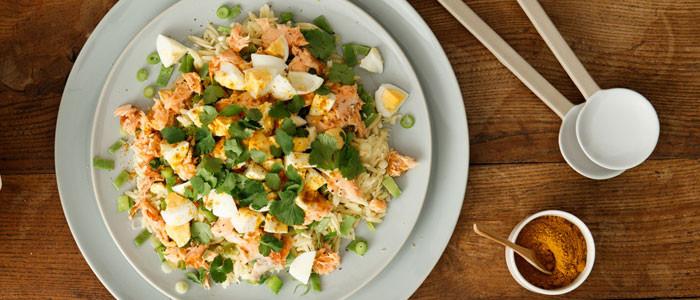 Diane's Summer-kissed Kedgeree Salad