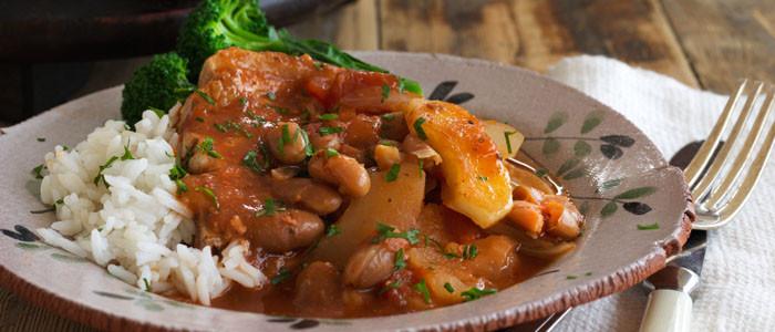 Easy Italian Pork