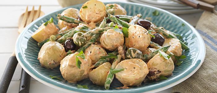 Greek-Style Potato Salad