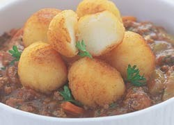 Hearty Mince Cottage Pie