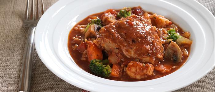 Homestyle Chicken