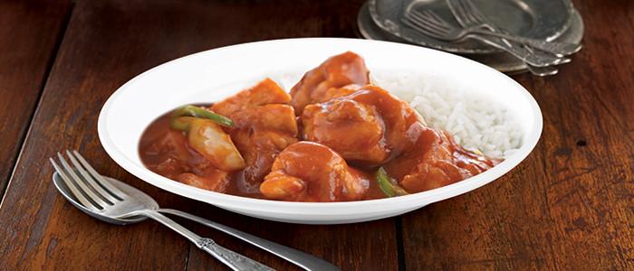 Indian Style Chicken Tikka Masala