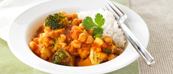 Indian-Style Vegetables