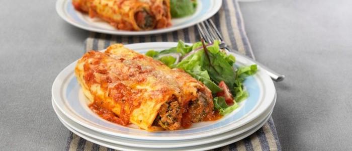 Italian Pork Cannelloni