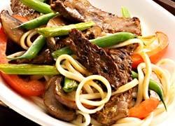 Japanese-Style Stir-Fried Beef