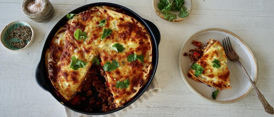 Mexicali Lasagne