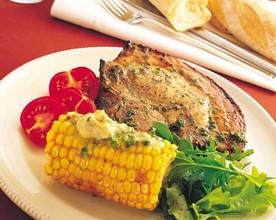 Mexican Marinated Pork Loin Chops