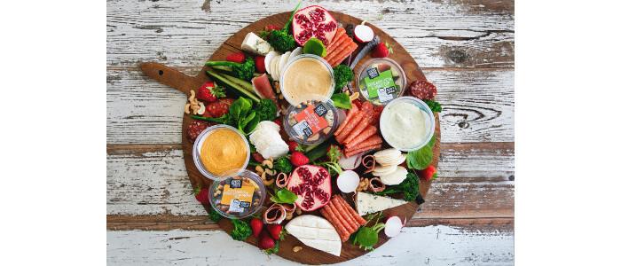 Mike's Harvest Platter