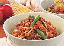 One Pan Bolognese