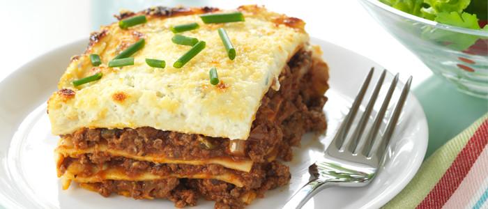 Quick-Fire Lasagne