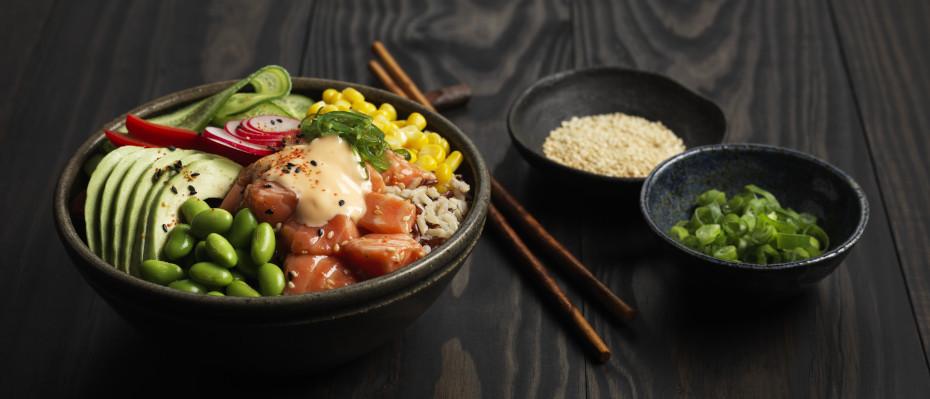 [SERIOUSLY] GOOD™ Salmon Poke Bowl