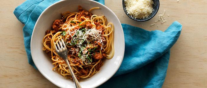 [SERIOUSLY] GOOD™ Spaghetti Bolognese