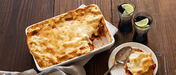 [SERIOUSLY] Tasty Chicken Lasagne