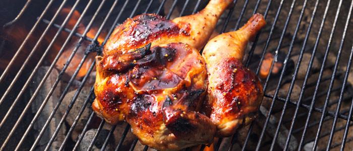 Smokey BBQ Butterflied Chicken