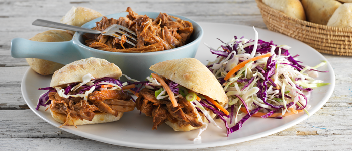 Smokey Barbecue Pulled Pork