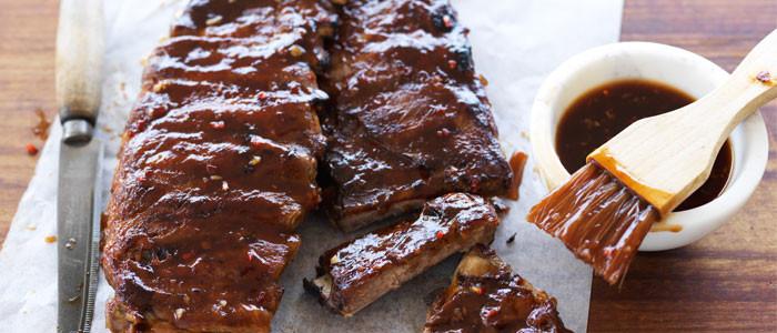Smokey Chilli BBQ Pork