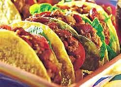 Spicy Mexican Tacos
