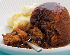 Sticky Date and Maple Pudding
