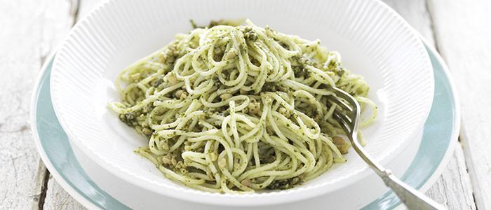 Stir-Through Basil Pesto Pasta
