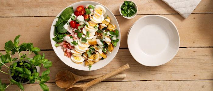 Summer Brunch Salad