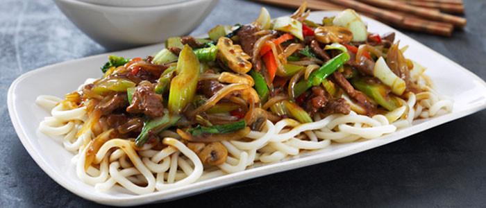 Teriyaki Beef and Vegetable Stir-Fry