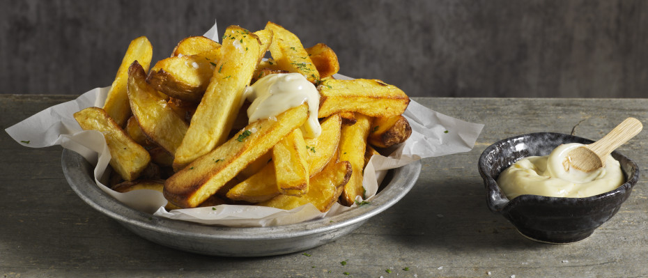 Ultimate Thick Cut Crispy Fries