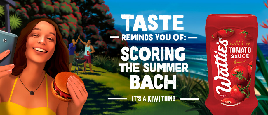 Taste Reminds You of: Scoring the Summer Bach - It's a Kiwi Thing