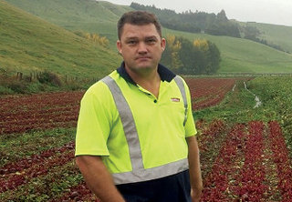 Meet Hayden – Our Local Beetroot Expert