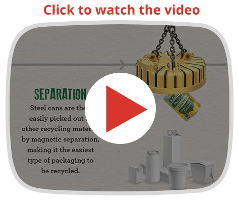 Recycling Process Video