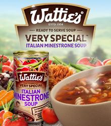 Wattie's Very Special Italian Minestrone Soup