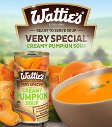 Wattie's Very Special Creamy Pumpkin Soup